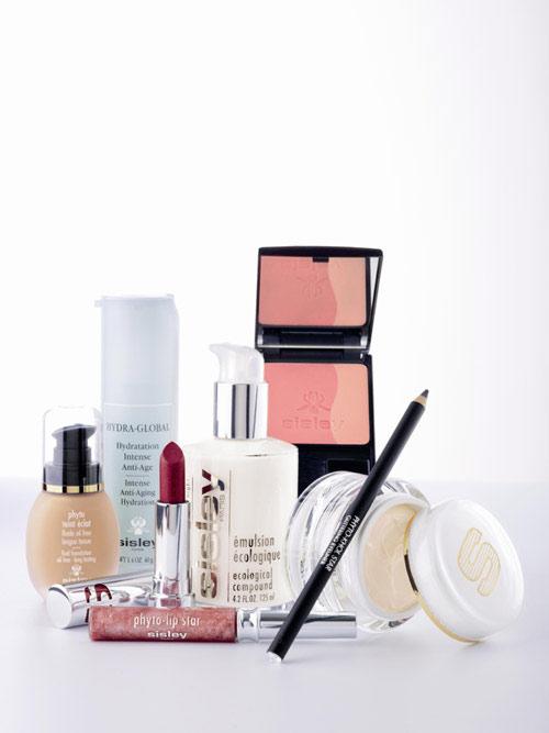 Kosmetikprodukte von SISLEY